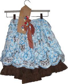 elastic belt decorated, under skirt,skir calais lace rebrodé
