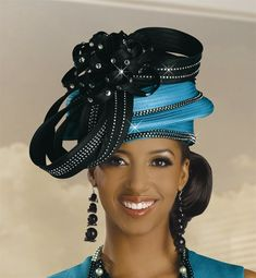 African American Women in Hats - Google Search