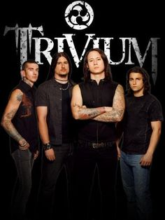 Trivium- First Midwest Bank Amphitheater
