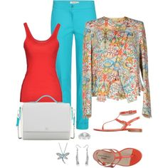 Work outfit for spring 283 by adgubbe on Polyvore featuring polyvore, fashion, style, Suoli, Just Cavalli, Etro, Orciani, Halston Heritage, Allurez and Belec