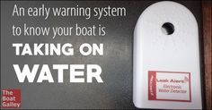 Would you know if water was filling your bilge BEFORE it got over the floorboards? The sooner you know, the better your chance of saving the boat.