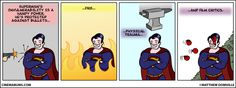 I was given to understand that Superman never made any money