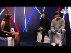 Rizzle Kicks Chat To Max Backstage At The Jingle Bell Ball 2013