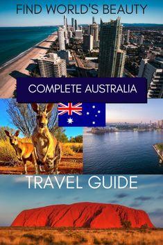 complete australia travel guide
