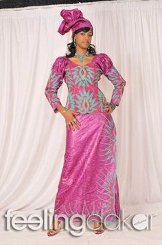 modele couture senegal