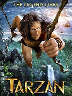 Amazon.com: Tarzan: Kellan Lutz, Spencer Locke, Jaime Ray Newman, Reinhard Klooss: Amazon Digital Services , Inc. Tarzan Et Jane, Tarzan Film, Living In The Jungle, Law Of The Jungle, Constantin Film