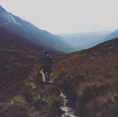 Hiking / Isle of Arran / Scotland