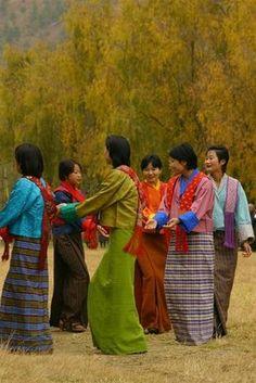 Women of Bhutan