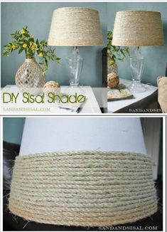 21 Beautifully Stylish Rope Projects That Will Beautify Your.- 21 Beautifully Stylish Rope Projects That Will Beautify Your Life – Diy Coastal Bedrooms, Coastal Living Rooms, Coastal Homes, Coastal Cottage, Beach Bedrooms, Coastal Farmhouse, Master Bedrooms, Romantic Cottage, Small Bedrooms
