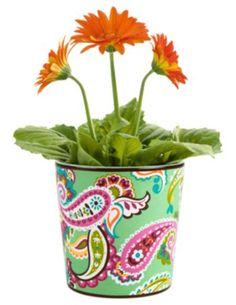 Tutti Frutti | Pretty Flower Pot