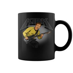 Star Trek James Kirk Mug
