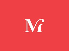 Mf monogram by Mihai Frankfurt