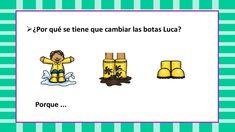 #TEA Trabajamos las inferencias pragmáticas a través de pistas visuales -Orientacion Andujar Spanish Class, Winnie The Pooh, Preschool, Disney Characters, Fictional Characters, Pie, Special Education, Fields, Frases