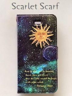 こちらのケースの黄色の文章(独語)は、ヘルマン・ヘッセのものです。Dort ist alles, was du brauchst,Sonne, Stern und Mond,denn das Licht, wonach du frugst,in dir selber wohnt.―Hermann Hesse-「君の中には、君に必要なすべてがある。「太陽」もある。「星」もある。「月」もある。君の求める光は、君自身の内にあるのだ。☆お立ち寄りいただき、誠にありがとうございます。 当ショップでは、iPhone用のハイクォリティ―タイプ手帳型ケース(高品質で長持ちする素材を使用しています)を扱っております。…