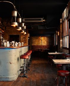 new bars in london - The Sun Tavern