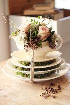 idémakeriet: Blomsterarrangemang
