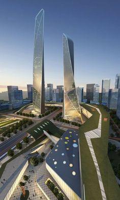 Chengdu Urban Design Research center