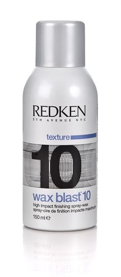 Where have you been all my life!!! LOVE Redken Wax Blast #10 150ml (RED0151)