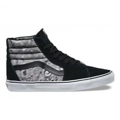 Vans Sk8-Hi Schuhe (Moon) Black/True White