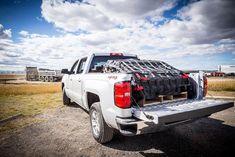 Quarantine™ Short Box Cargo Net / QAB-SBN Truck Bed Net, Climbing Carabiner, Truck Boxes, Cargo Net, Utility Trailer, Private Sector, Surface Area, Pickup Trucks, Transportation