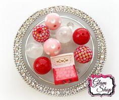 Shopkins Bracelet Kit   Valentine's Day CHOCKY by GlamShopBeads