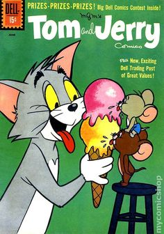 Tom and Jerry #203