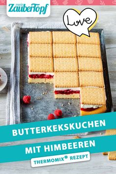 Butterkekskuchen mit dem Thermomix® - Foto: Anna Gieseler Exactly how ought to healthful eating number get? It's important this the foodstuff in your nutrients plan that are looking to shed weight wil Fiber Cereal, Kefir Recipes, Shortbread Biscuits, Raspberry Recipes, Biscuit Cake, Pampered Chef, Quesadillas, Smoothie Recipes, Blog