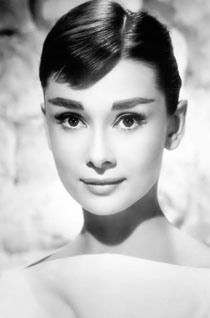 Audrey pixie cut