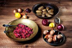 Jem+iné+zemiakový+šalát Serving Bowls, Canning, Fruit, Tableware, Food, Videos, Photos, Instagram, Dinnerware