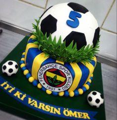 Fenerbahçe #team #birthday #cake
