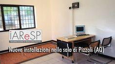 Nuove installazioni nella Stazione Sismica Multidisciplinare di Pizzoli (AQ)