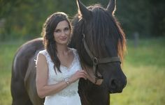 Sinder's bride Diana in Lark by Maggie Sottero (Kelly Harper Photography)