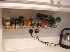 I call it a super sized spice rack.