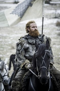 "Game of Thrones: Tormund Giantsbane (Kristofer Hivju) season 6 episode 9 ""Battle of the Bastards"""
