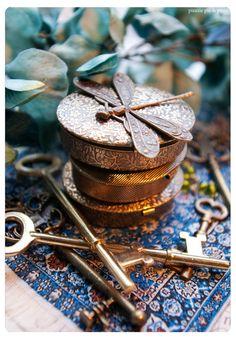 solid perfume compact  oval/brass  the от pixxxiepieandposie