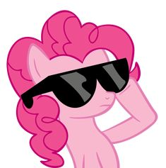 Hello my friends! My name is Pinkie Pie! I love to laugh and hope you guys smile everyday! :D