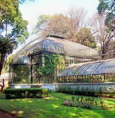 Botanic Garden, Buenos Aires.
