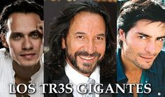 Marc Anthony, Chayanne, Marco Antonio Solis Announce U.S. Tour. Read More @ http://tweetmysong.com/News.htm