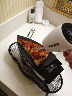 Pizza Grill style in Engineering college