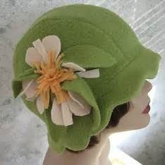 Woman's Cloche Hats Free Patterns for Sewing
