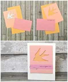 How to create a simple and easy good luck handmade card using Sizzix dies.
