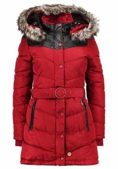 khujo Lubeck Abrigo De Invierno Rosewood abrigos y chaquetas Rosewood Lubeck Khujo Invierno Abrigo Noe.Moda