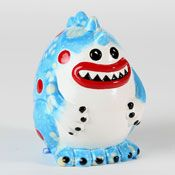 Children's crafts.  Kids love to paint their own pottery designs.  This little monster is Spike from our range of Duncan pottery and glazes.  Loads more to choose from online below.