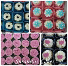 Cupcakes y Minicupcakes co un tema Frozen!...#cupcakes #cupcakesdecorados #ponquesitos #ponquesitosdecorados #frozen #frozenparty #disneyparty #fiestadisney #talentovenezolano #susanitascakes