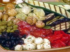 Barefoot Contessa Antipasto Platter Recipe | Antipasti Platter Recipe : : Recipes : Food Network