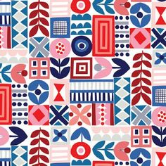print & pattern: SURTEX 2017 - jocelyn proust