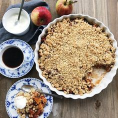 Food Inspiration, Acai Bowl, Foodies, Oatmeal, Appetizers, Pie, Breakfast, Recipes, House Ideas