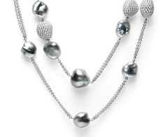 Mikimoto Baroque Tempo Necklace1