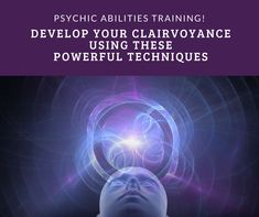 Join Psychic Medium Michelle Beltran in her psychic abilities training series to develop your Clairvoyance. You'll learn how to open your third eye and more!