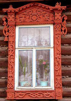 Русский окно